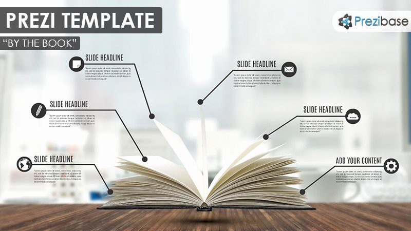 Education and School Prezi Templates