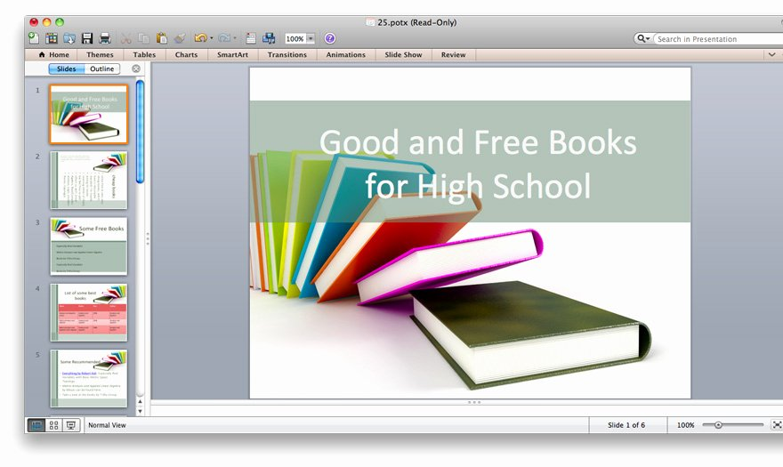 Education Powerpoint Templates Free Powerpoint Template