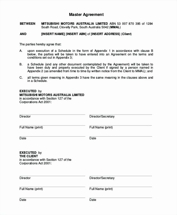 Electric Vehicle Lease Agreement Template Mercial
