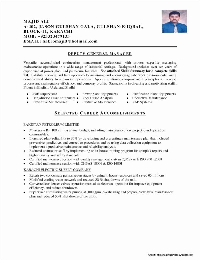 Electrical Engineer Resume Templates Resume Resume