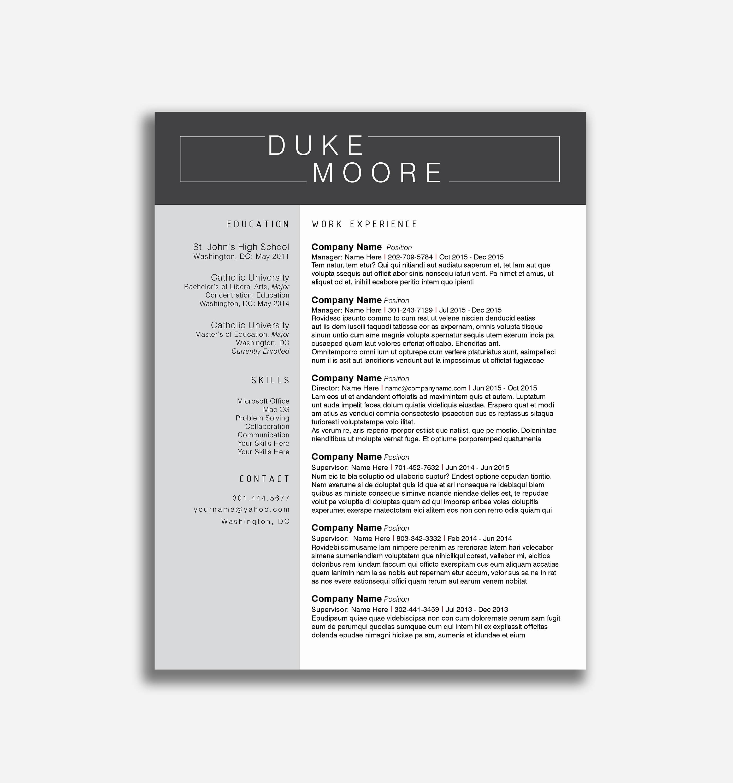 Elegant top Resume Builder Websites