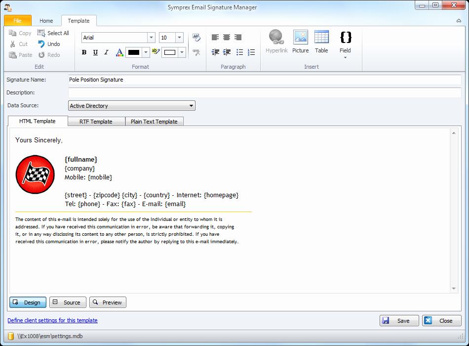 Email Ettiquite Email Signatures