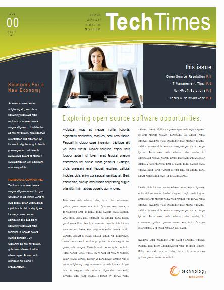Email Newsletter Design Newsletter Templates