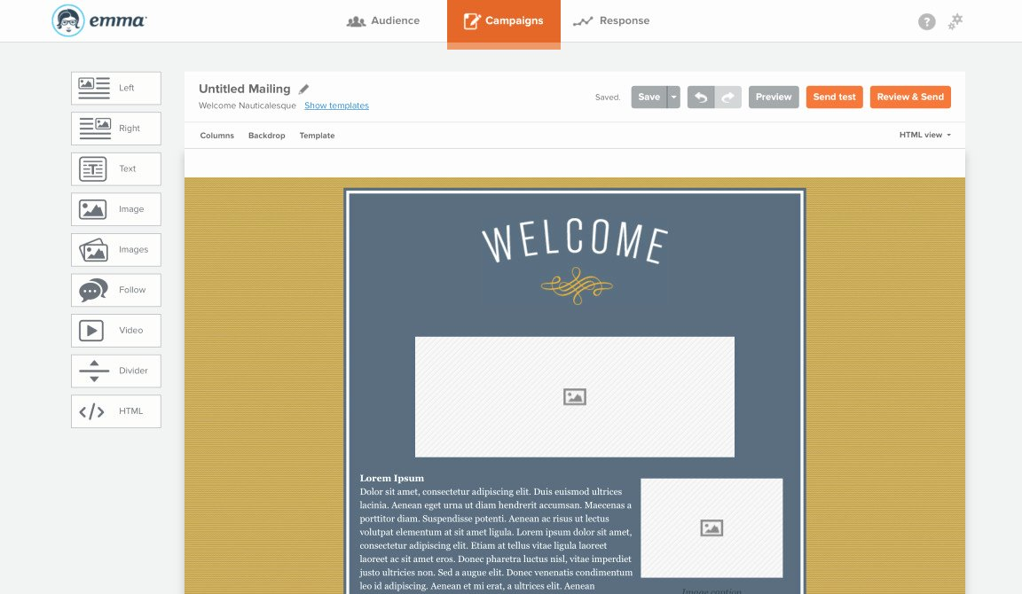 Email Newsletter Templates for Outlook 2010 – ifa Rennes