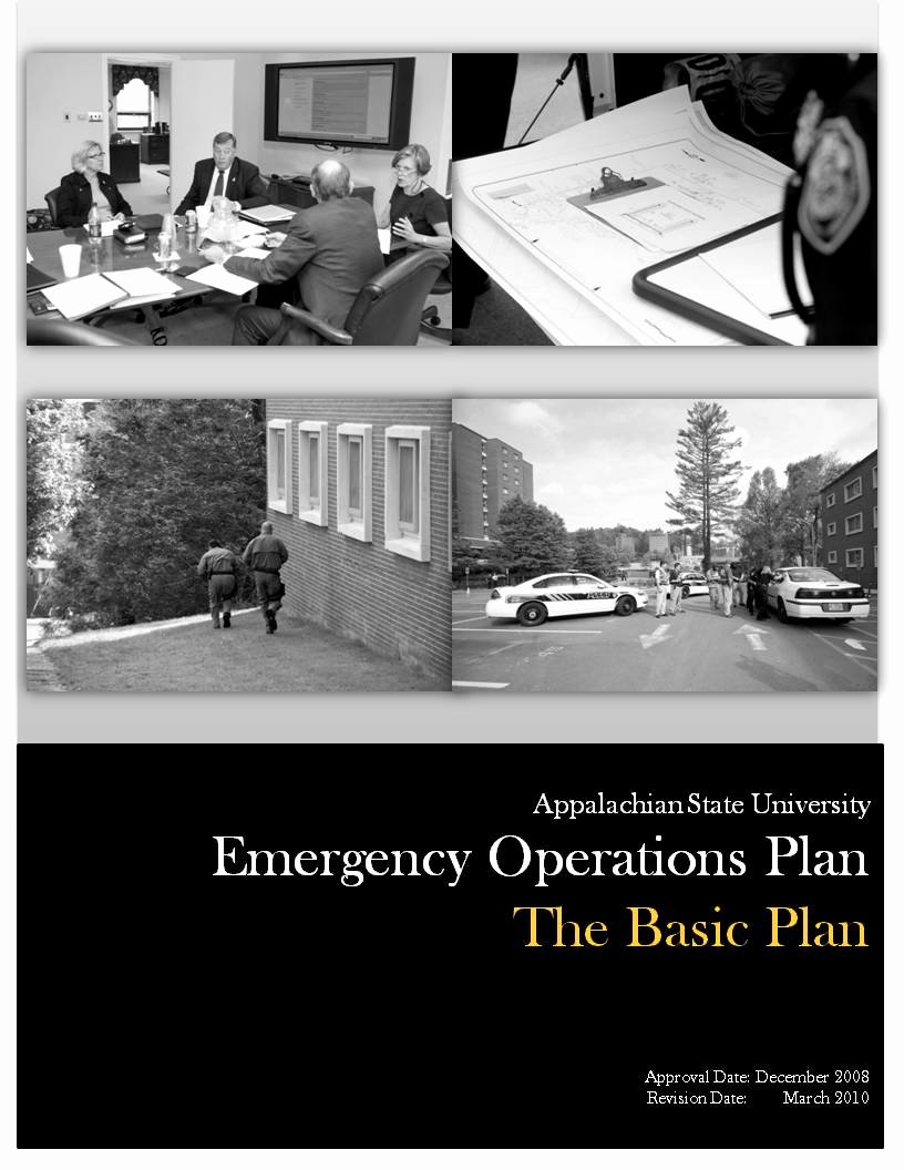 Emergency Operations Plan Template Choice Image Template