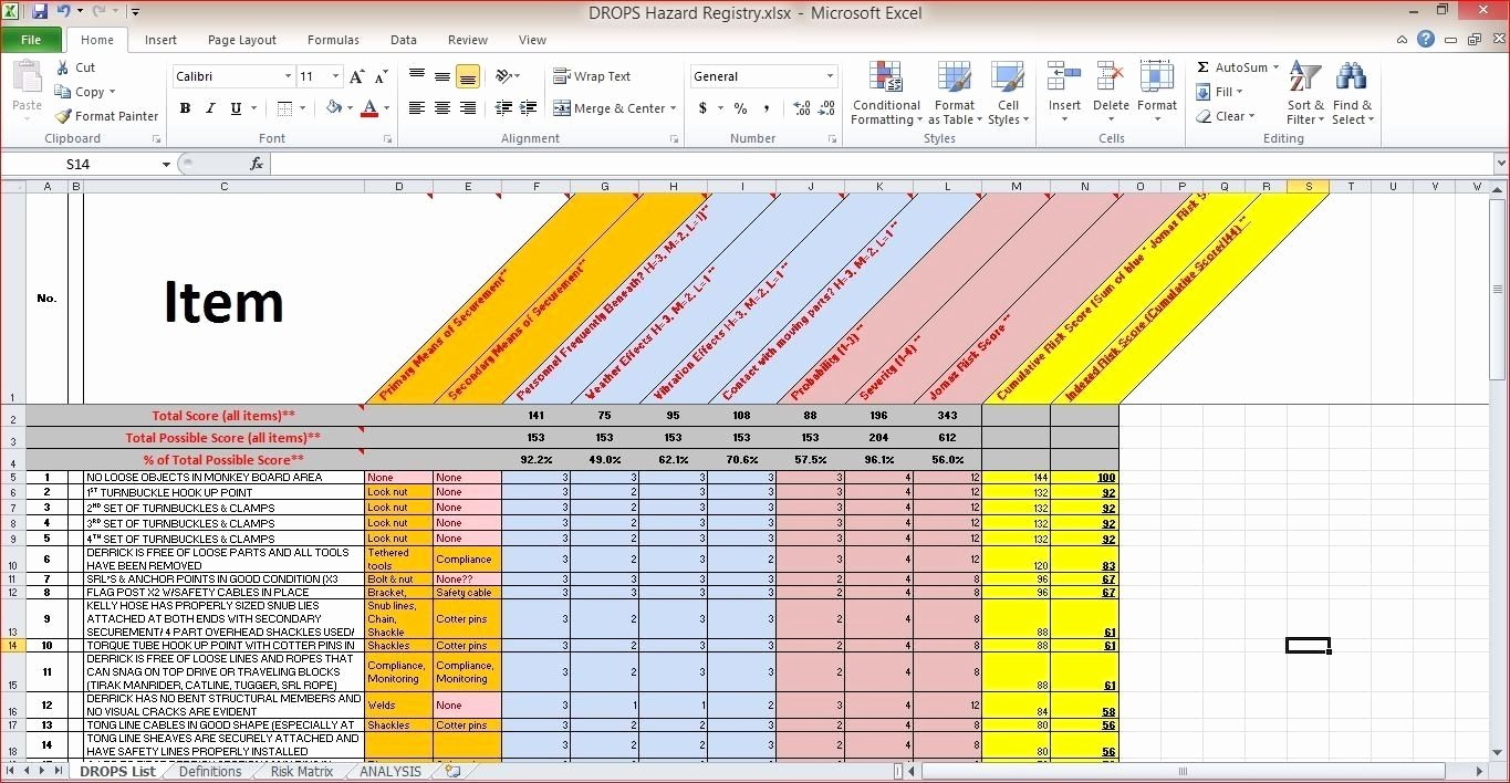 Employee attendance Tracking Template Exceland Employee