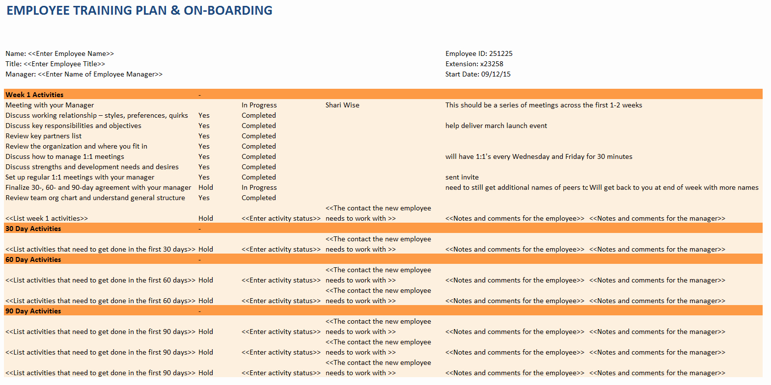 Employee Boarding Process Tips and tools