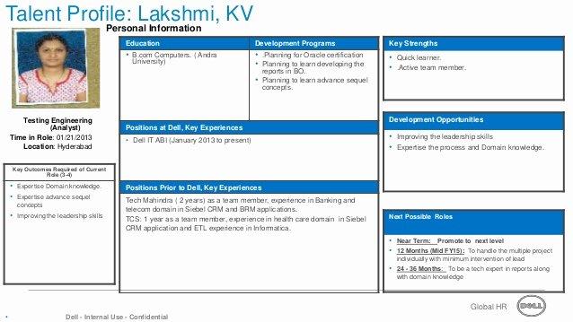Employee Development Plan Templates
