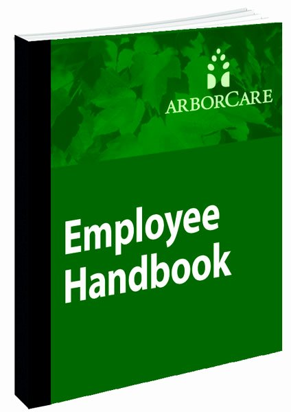 Employee Handbook Retail Template Free software and