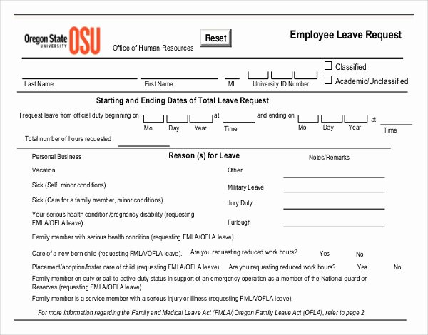 Employee Write Up Template