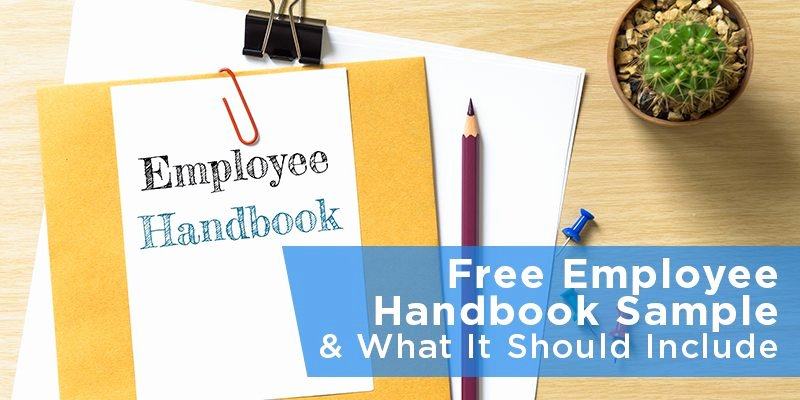 Employees Manual Template