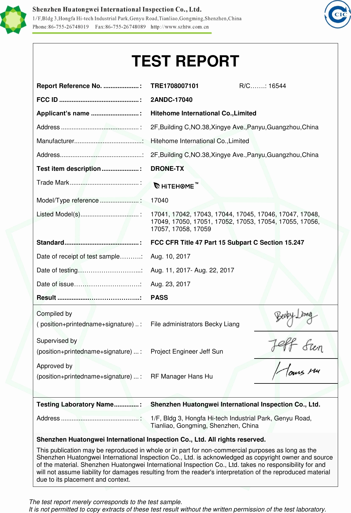 Engineering Test Report Template What You Should Wear to