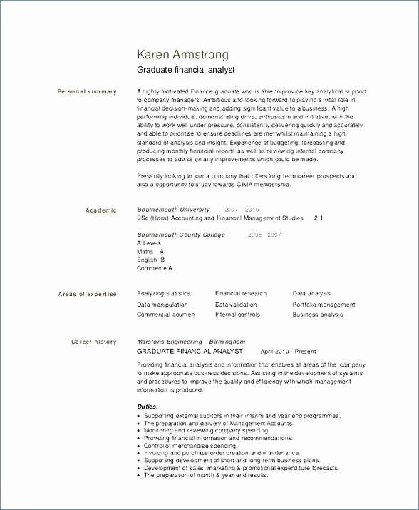 Entry Level Data Scientist Resume Inspirational 7 Sample
