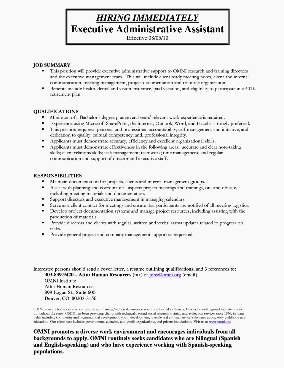 Entry Level Fice Resume Resume Template