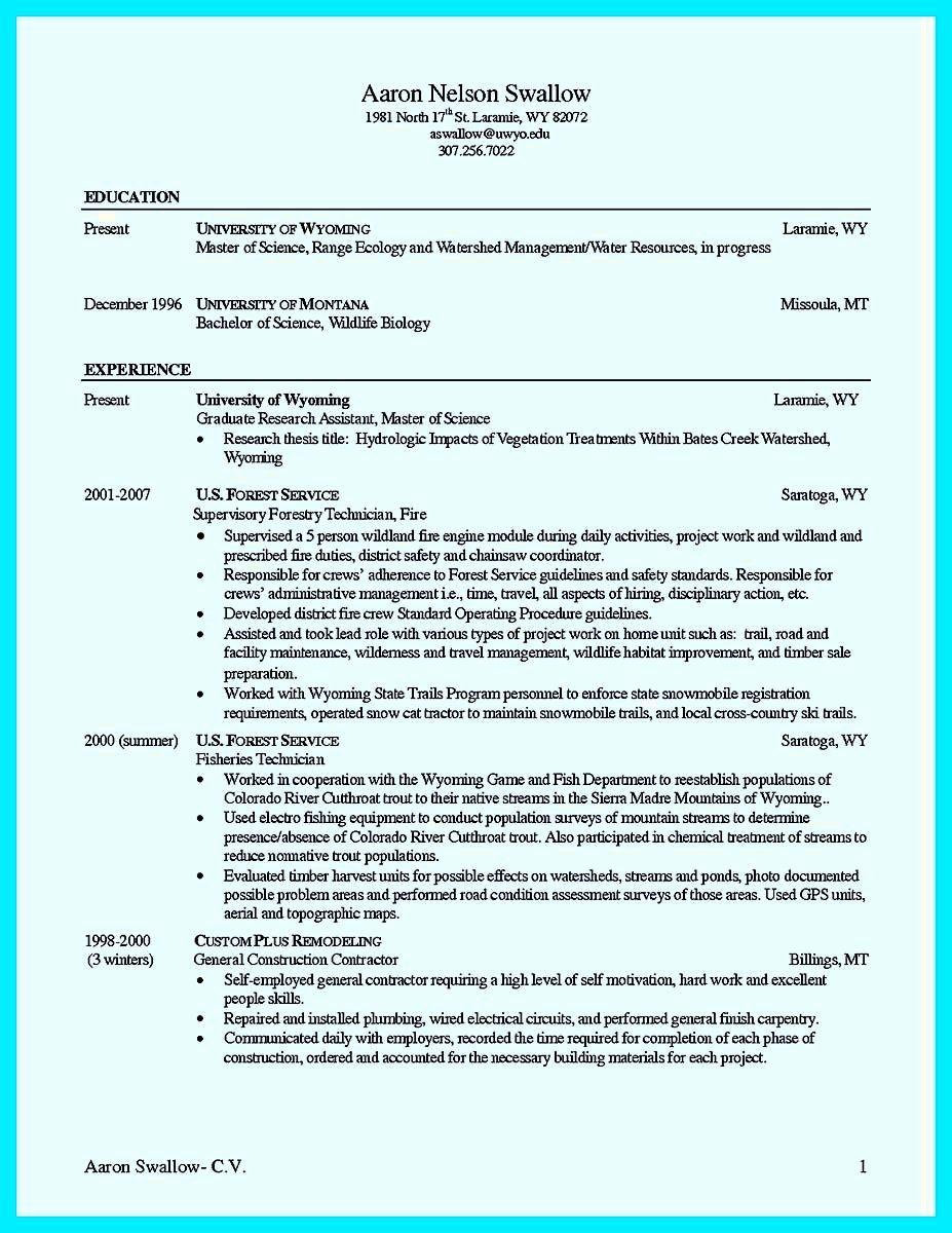 Entry Level General Labor Resume Samples