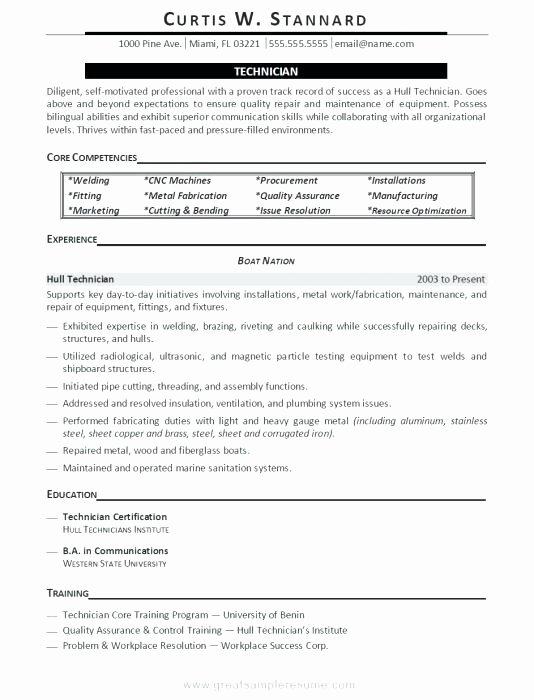 Entry Level Qa Analyst Resume Sample