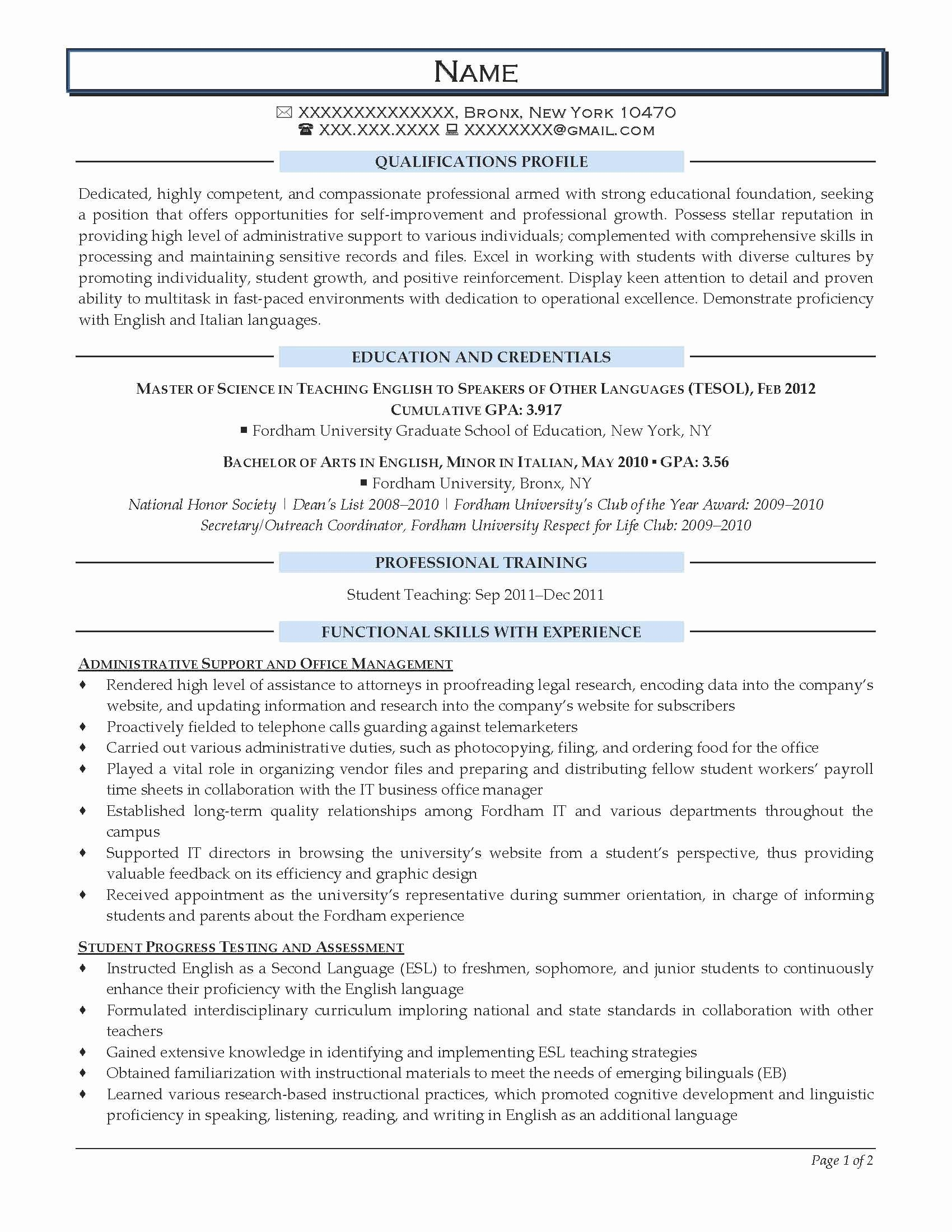Entry Level Technical Writer Resume Nmdnconference