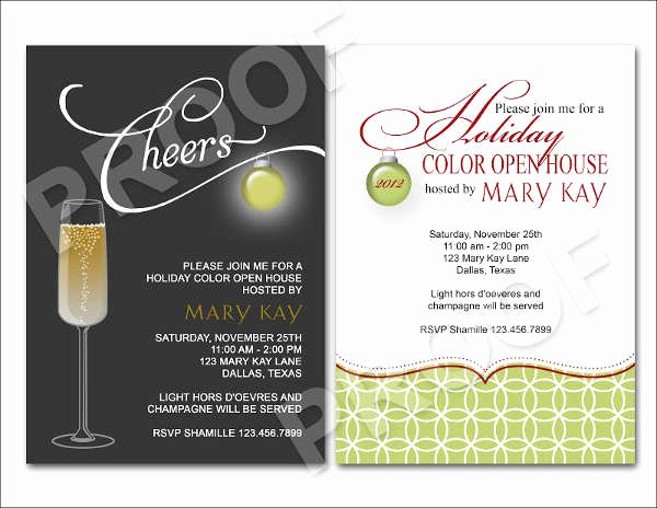 Event Invitation In Word