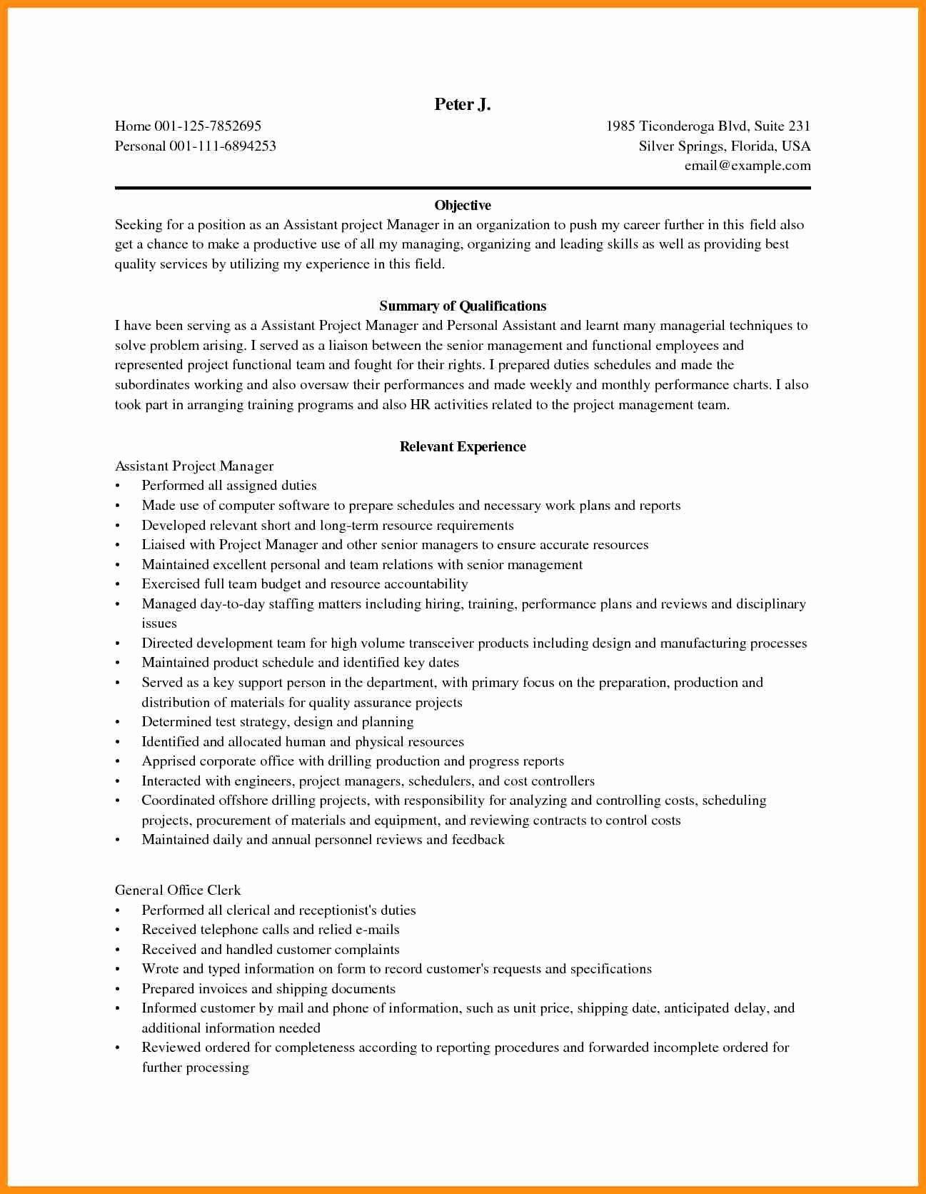 Event Planner Resume Objective Portablegasgrillweber