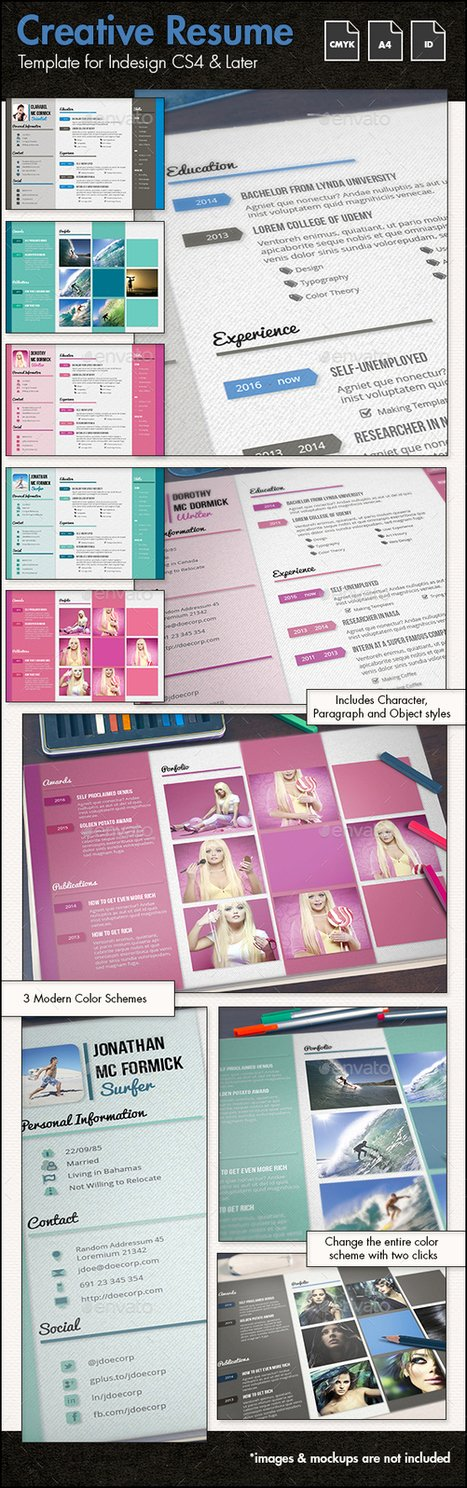 Event Program Templates Indesign Adobe Erogontransport