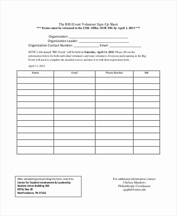 Event Sign In Sheet Template 16 Free Word Pdf