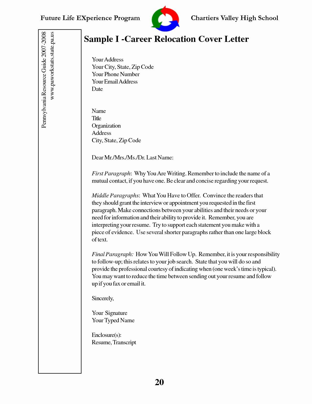 Example Resume Cover Letter Pilot Cover Letters Oxzz