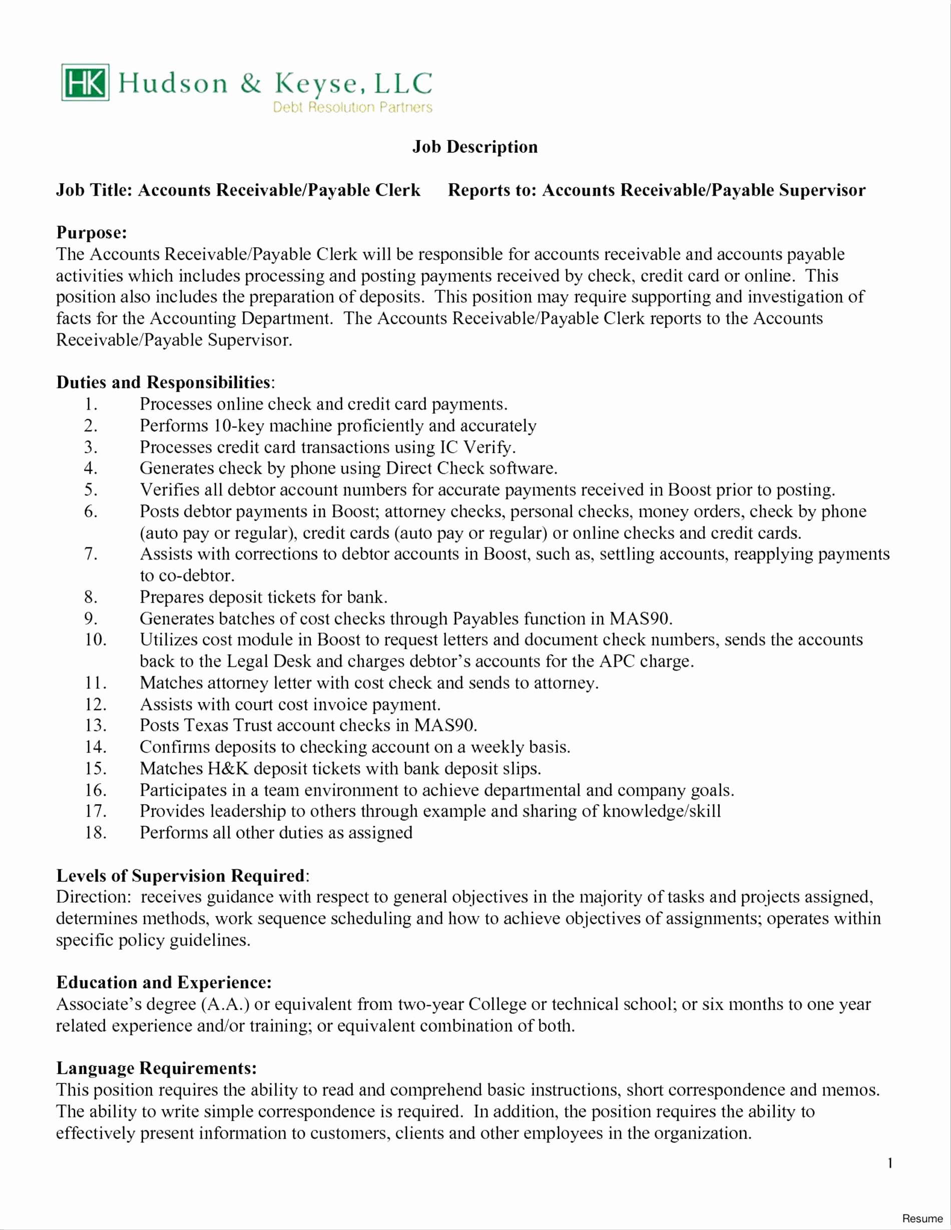 Examples Additional Information Resume Reference 20