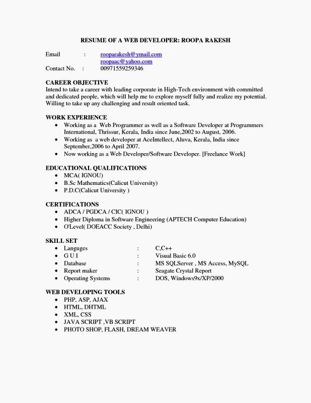 Examples Resume with Salary Resume Template