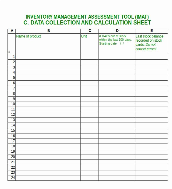 Excel Inventory Template 21 Free Excel Pdf Documents