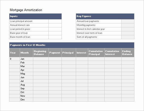 Excel Loan Amortization Schedule Download Loan