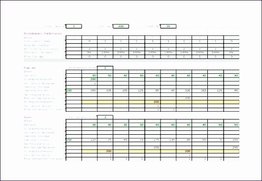 Excel Production Schedule Template Production Schedule