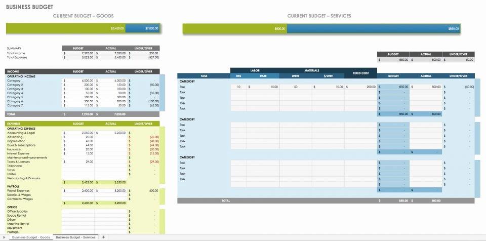 Excel Templates – Zagorub