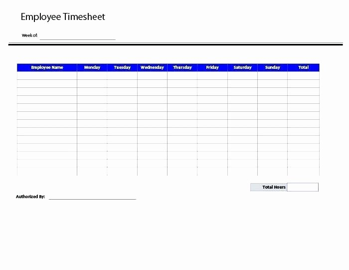 Excel Timesheet Template with Tasks – Ramauto