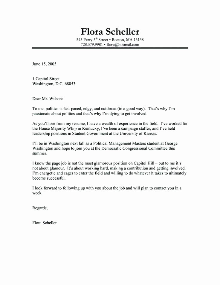 Excellent Cover Letter Powerful Cover Letter Examples