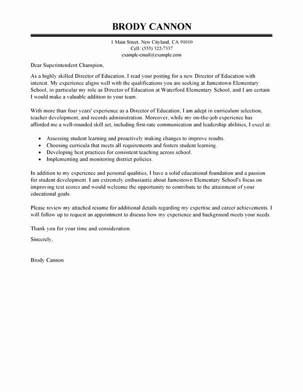 Excellent Cover Letter Templates Letter Of Re Mendation