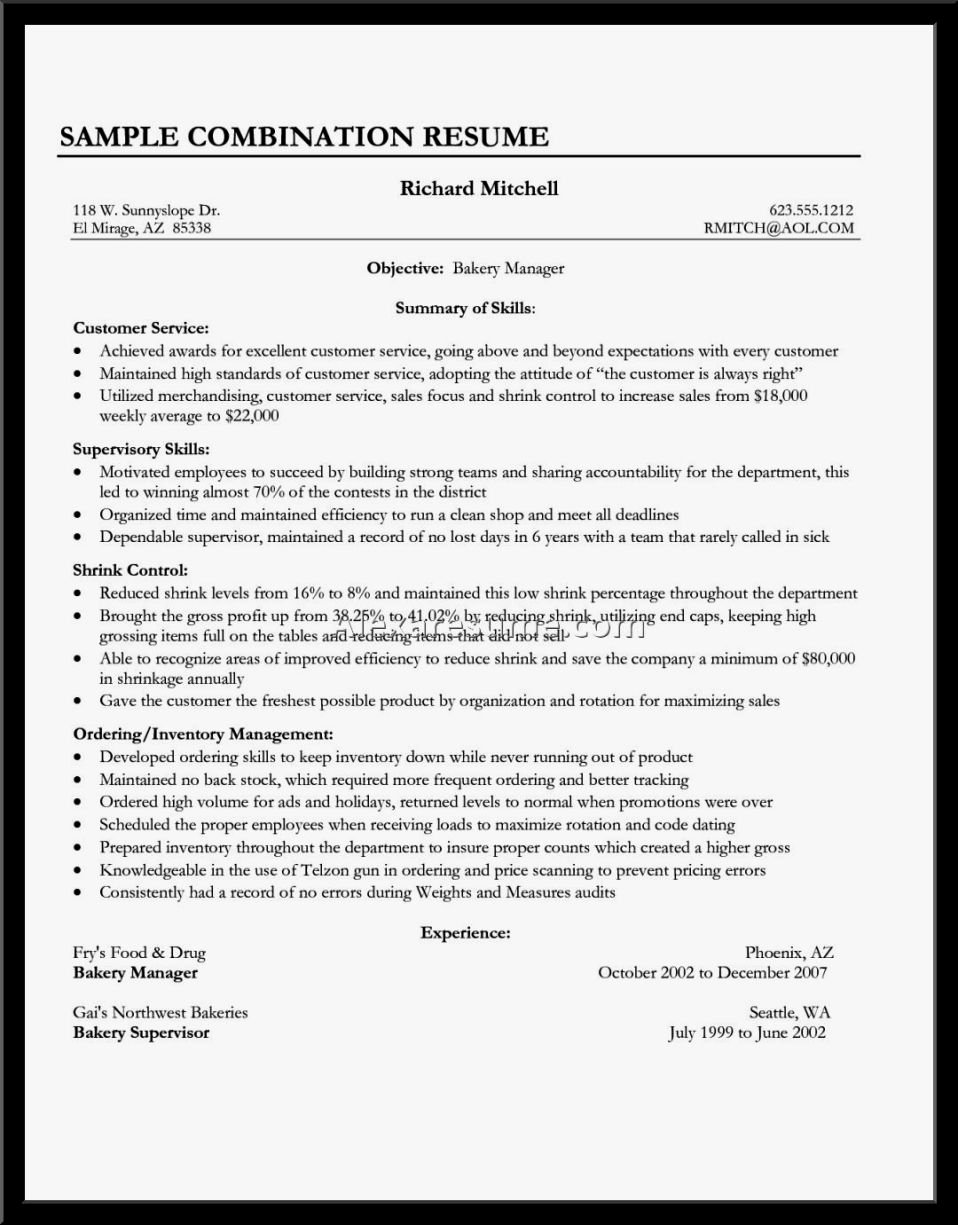 Excellent Customer Service Resume Examples