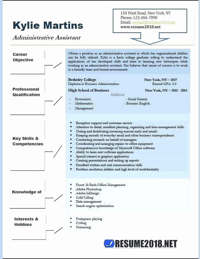 Executive assistant Resume Samples 2016 Best