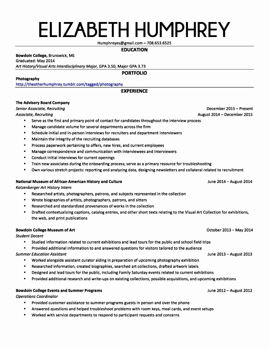 Executive Resume Template 2016 Free Samples Examples