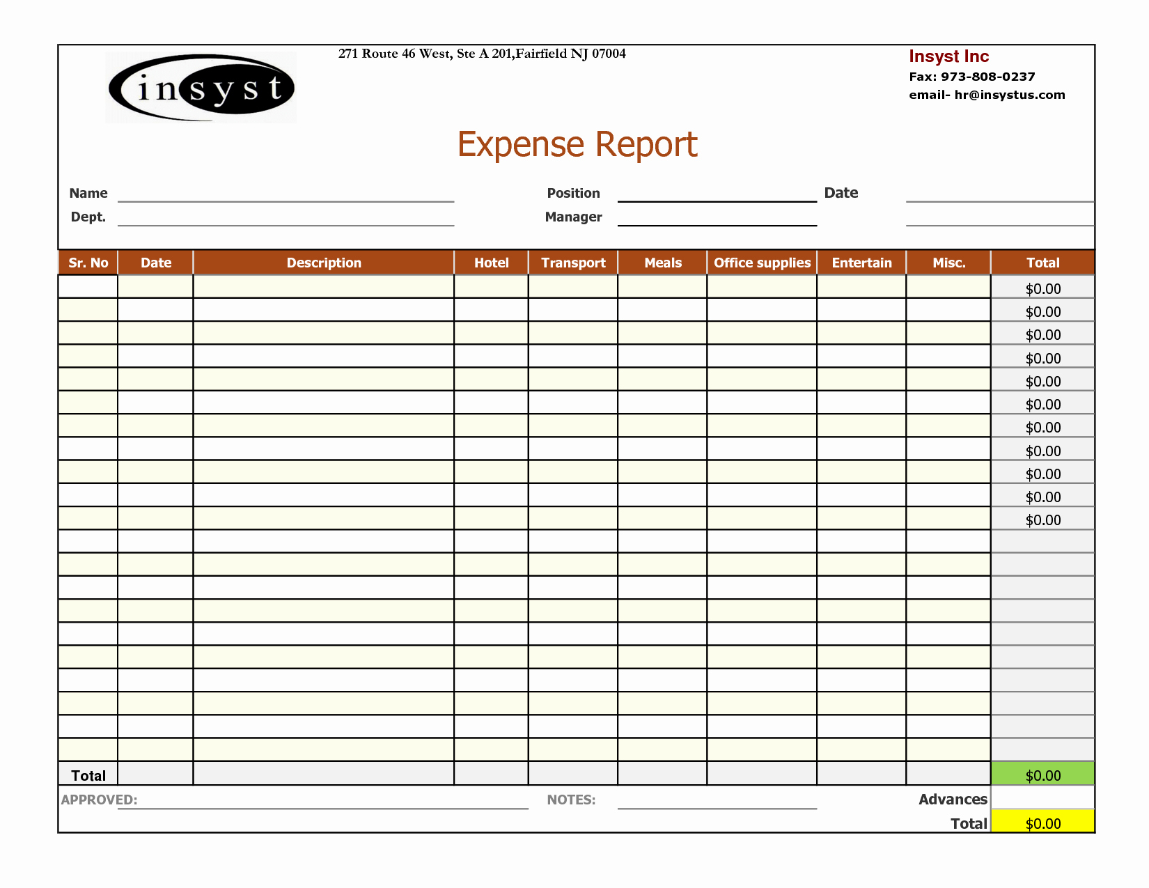 Expenses Template Excel Free Excel Expenses Template Uk