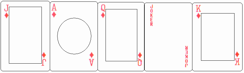 Face Cards Template by Berserktears On Deviantart