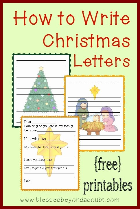 Family Christmas Letter Templates Invitation Template
