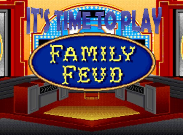 Family Feud Powerpoint Game Template Yasncfo