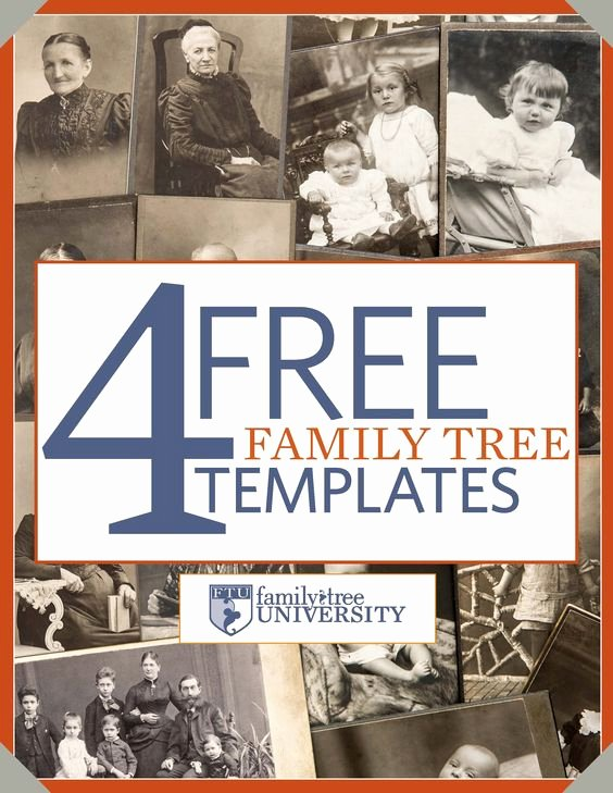 Family History Book Templates Bing Images