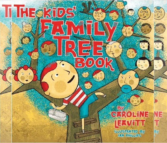 Family Tree Book Template – 11 Free Sample Example