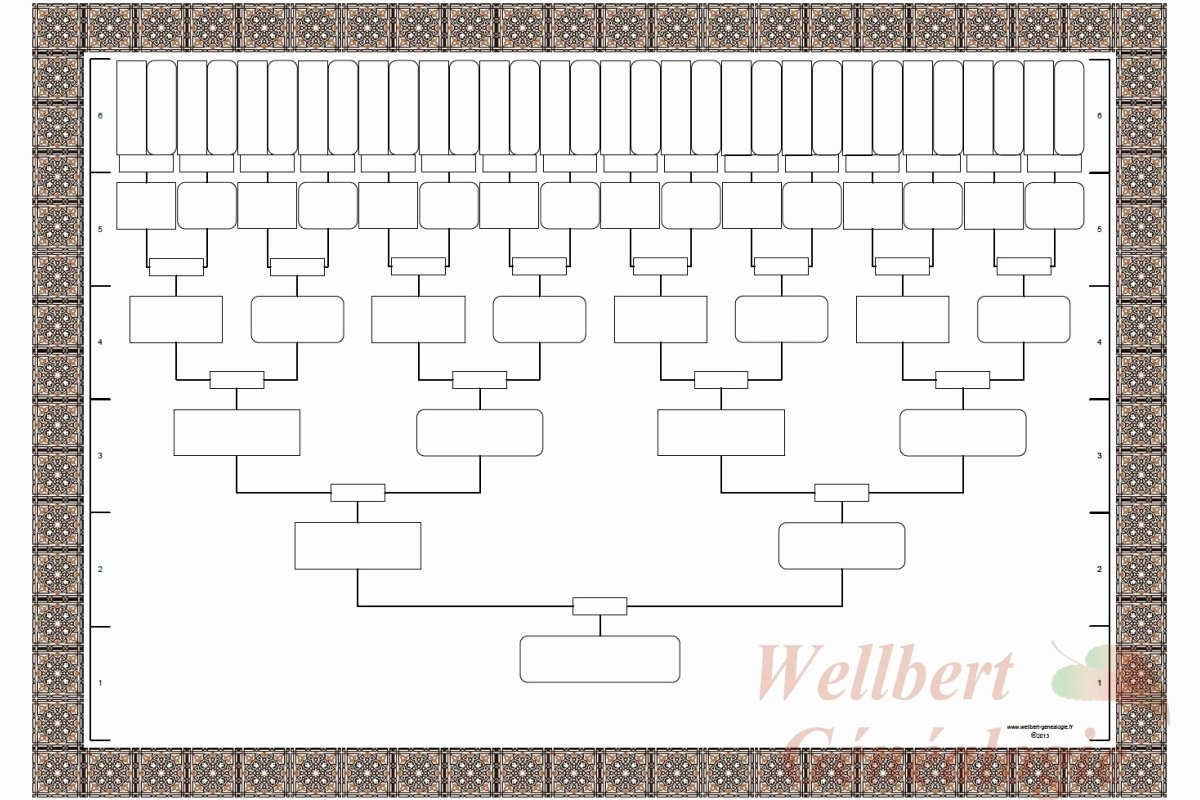 Family Tree Template Beautiful Template Design Ideas