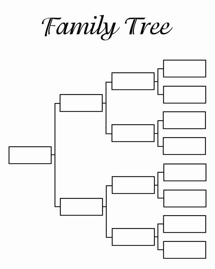 Family Tree Template Beepmunk
