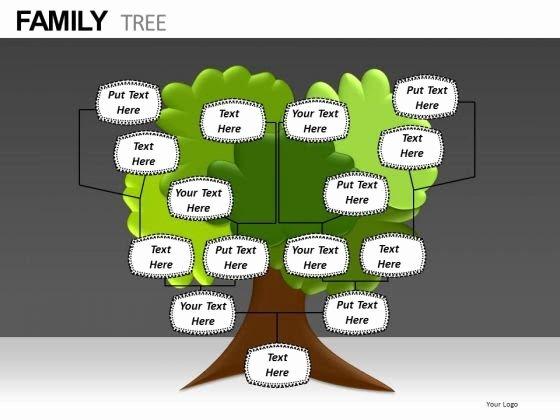 Family Tree Template Family Tree Template Editable Free