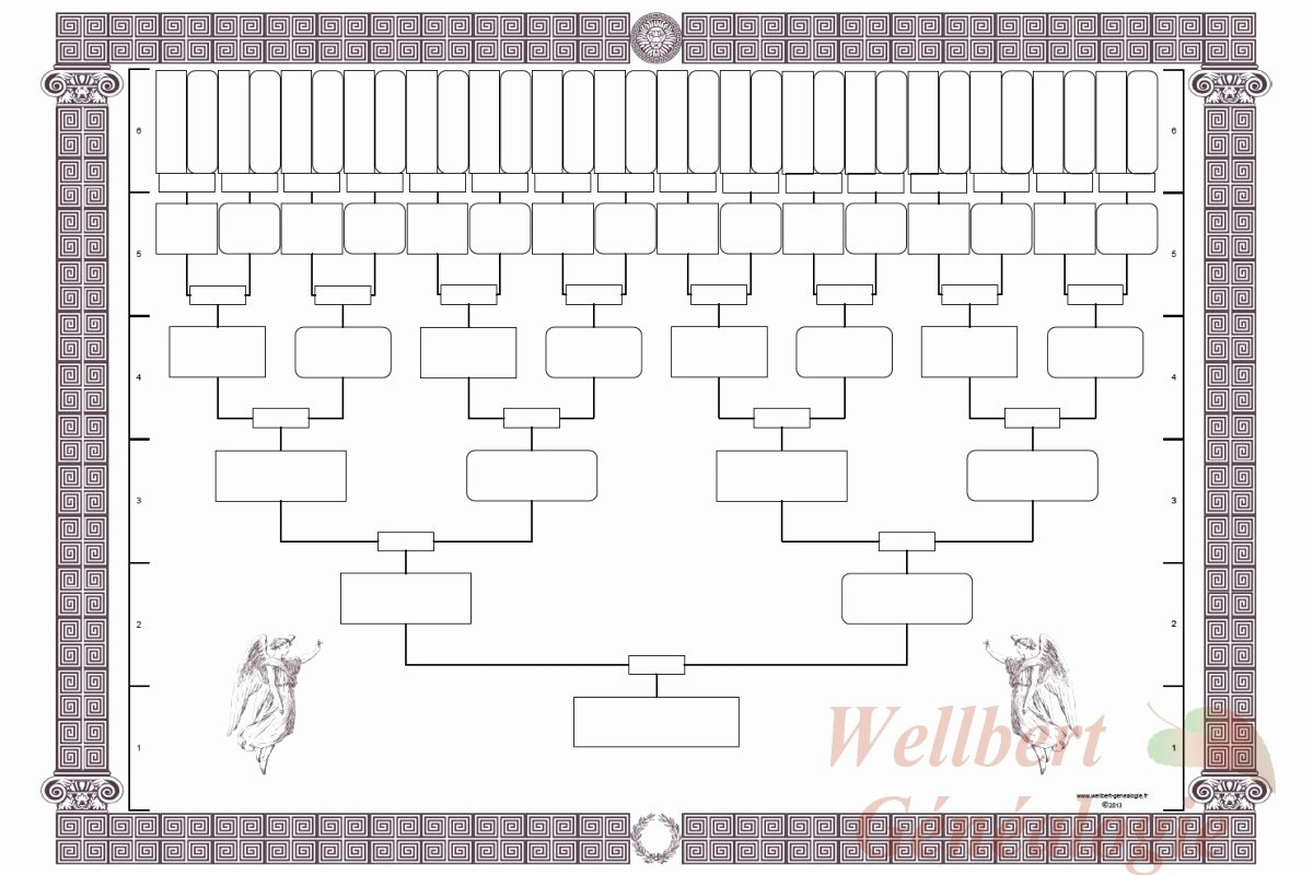 Family Tree Template Printable