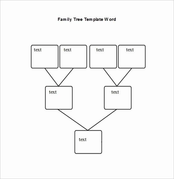 Family Tree Template Word Beepmunk