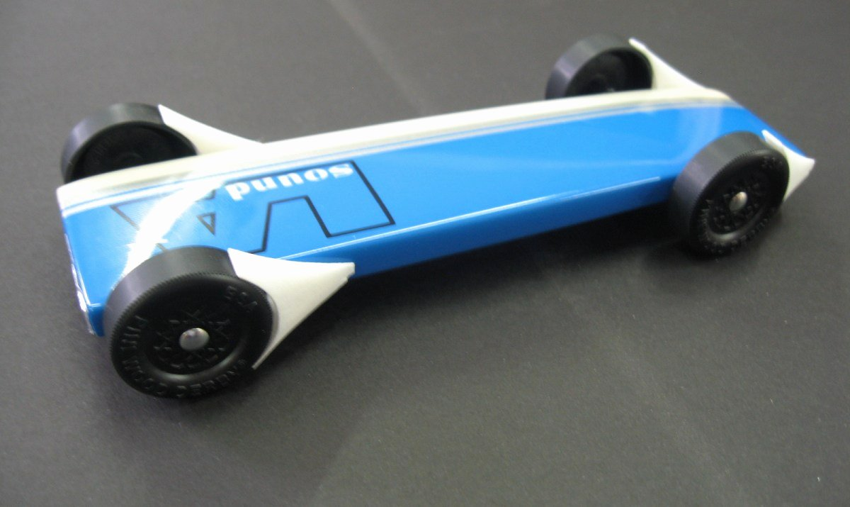 Fast Pinewood Derby Cars Designs